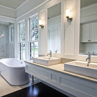 Residential bathroom remodeling plumber in Tyler, TX